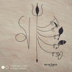Durga Symbolism